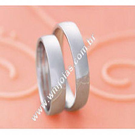 Alianças de noivado e casamento WM1686