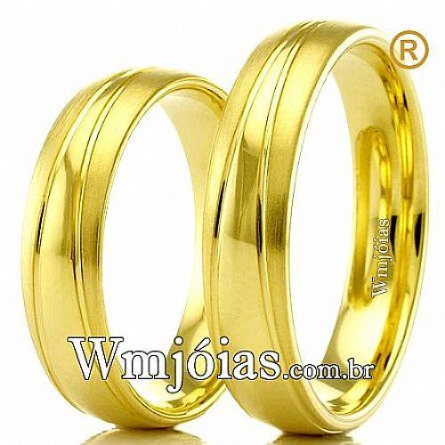 Aliancas de ouro WM2462
