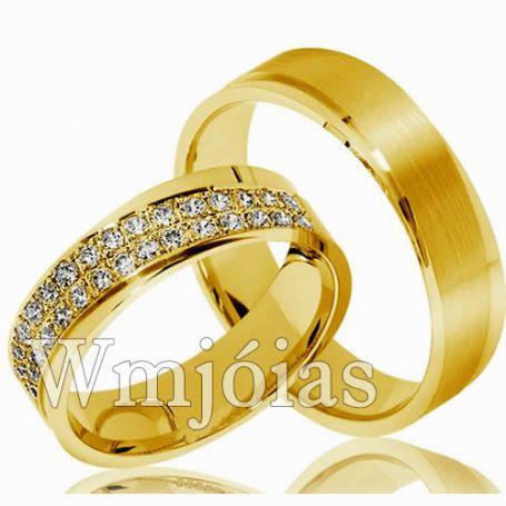 Alianças para casamento WM2982