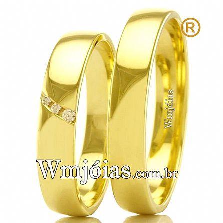 Aliancas WM2399
