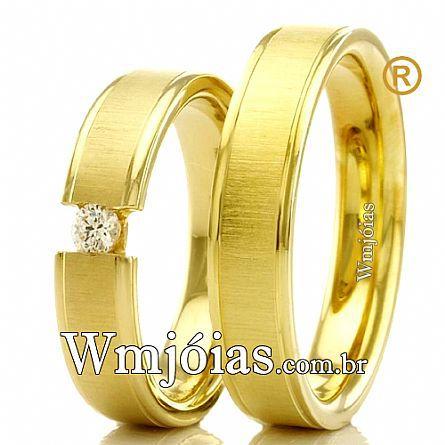 Aliancas WM2448