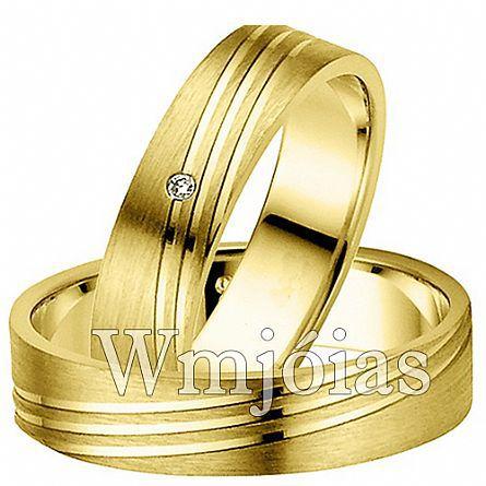 f197ac7468f Alianças WM2809 - Comprar Aliança de Casamento