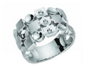 Anéis e aliancas ouro WM956