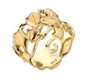 Aneis em ouro WM935