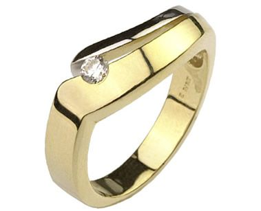 Anel  em ouro 18k750 WM1443