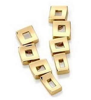 Brinco em ouro 18k 750 WM1037
