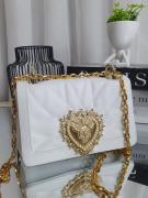 Bolsa Tiracolo Devotion - Dolce Gabbana