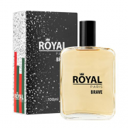 Brave- Royal Paris 100ml Perfume Masculino  Deo Colônia