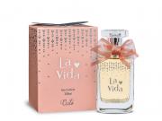 La vida- Ciclo Cosméticos 100ml Perfume Feminino Deo Colônia