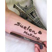 Lápis Delineador Para Olhos Super Marrom À Prova D'água - Suelen Makeup