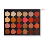 Paleta com 24 cores sombras 24G Gland Glam- Morphe