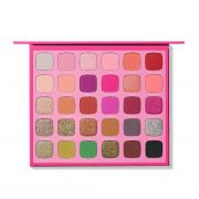 Paleta com 30 cores sombras The Jeffree Star Artistry - Morphe