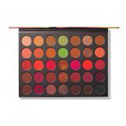 Paleta com 35 cores sombras 3503- Morphe