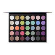 Paleta com 35 cores sombras 35I - Morphe