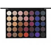 Paleta com 35 cores sombras 35V - Morphe