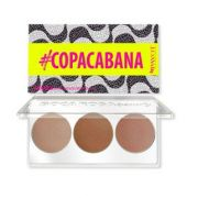 Paleta De Contornos #Copacabana - Boca Rosa