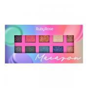 Paleta de Sombra Macarron- Ruby Rose