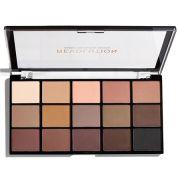 Paleta de Sombra Re-Loaded Basic Mattes  - Revolution Beauty