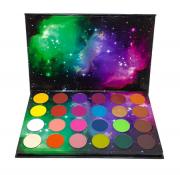 Paleta de Sombras 24 Cores Top Galaxias - Tati Bueno