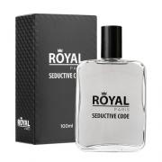 Seductive Code-Royal Paris 100ml Perfume Masculino Deo Colônia  (Contratipo Armani Code)