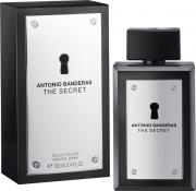 The Secret - Antonio Banderas 100ml Perfume Masculino Eau de Toilette