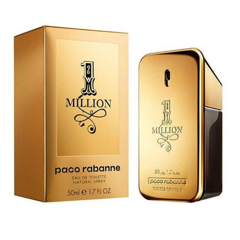 1 Million - Paco Rabanne 50ml Perfume Masculino Eau de Toilette