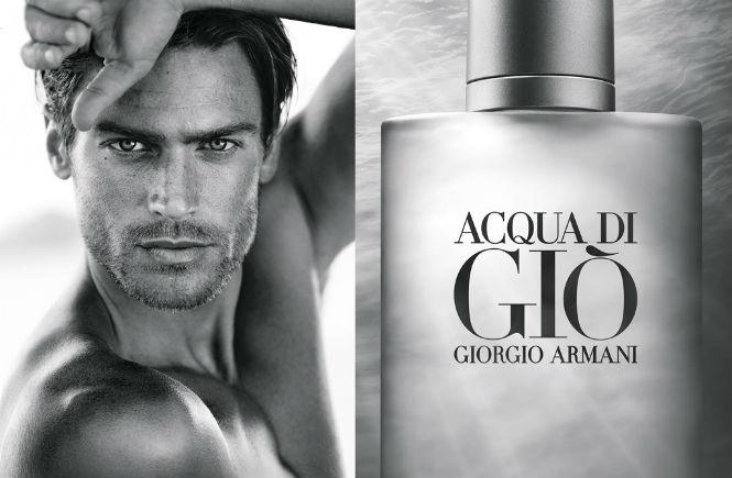 Acqua De Giò Homme - Giorgio Armani 100ml Perfume Masculino Eau de Toilette