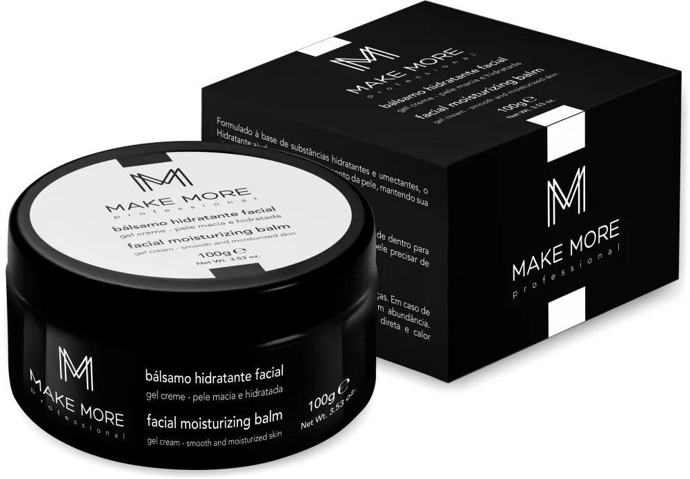 Balsamo Hidratante Facial  100g - Make More