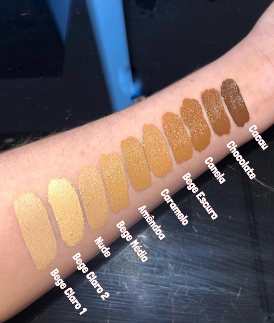 Base e Corretivo Matte Velvet Skin- Mari Maria Makeup