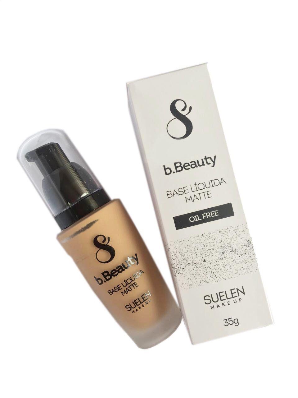 Base Líquida Bbeauty - Suelen Makeup