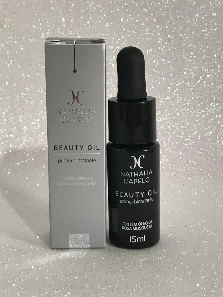 Beauty Oil - Nathalia Capelo