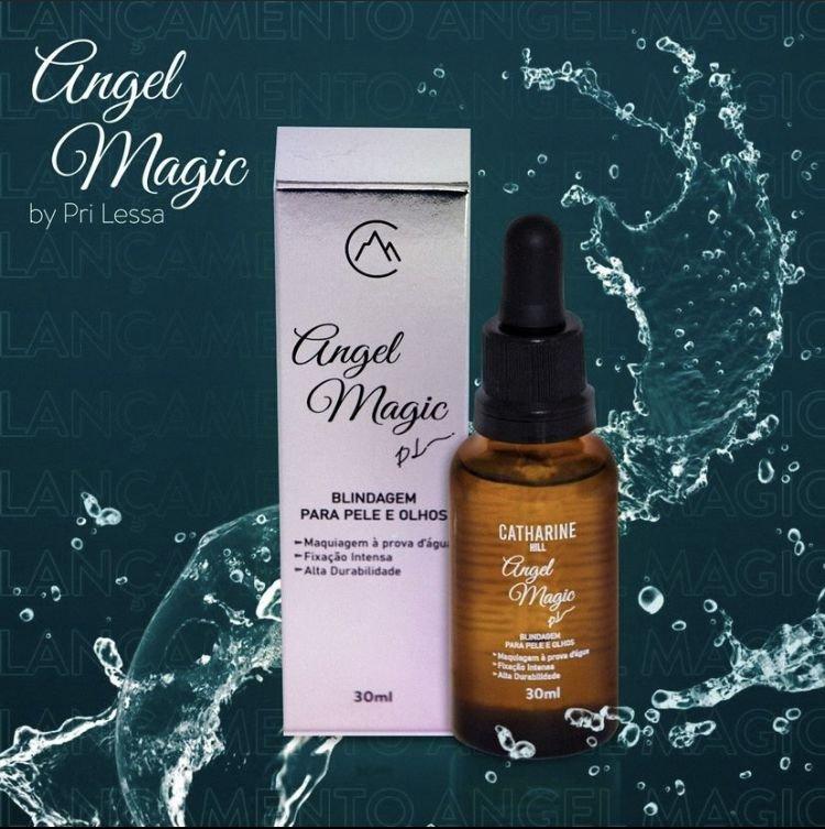 Blindagem Angel Magic Pri Lessa - Catharine Hill