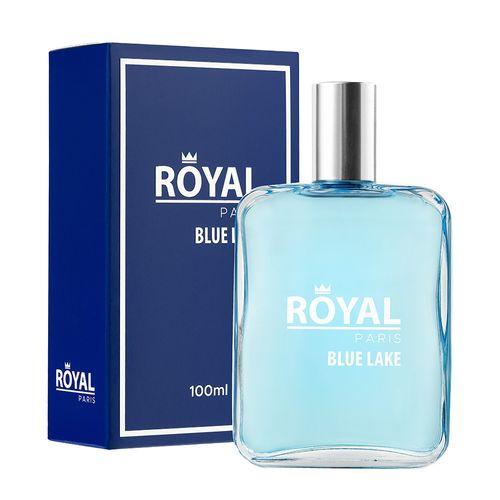 Blue Lake-Royal Paris 100ml Perfume Masculino Deo Colônia