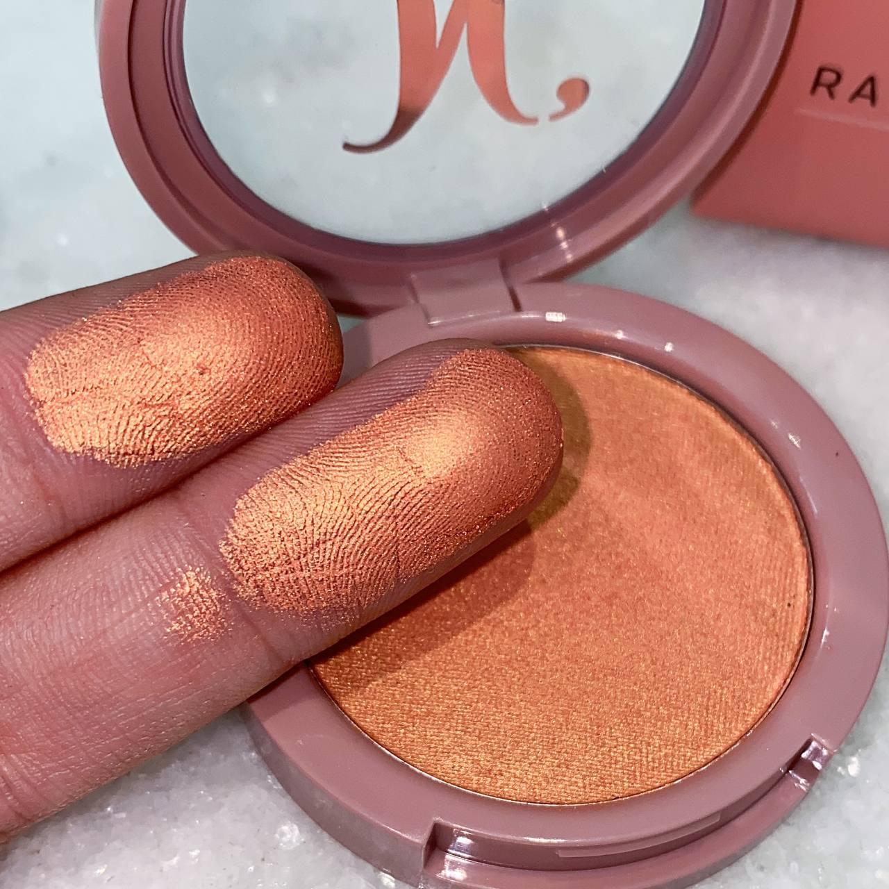 Blush Radiant Peach- Nathalia Capelo