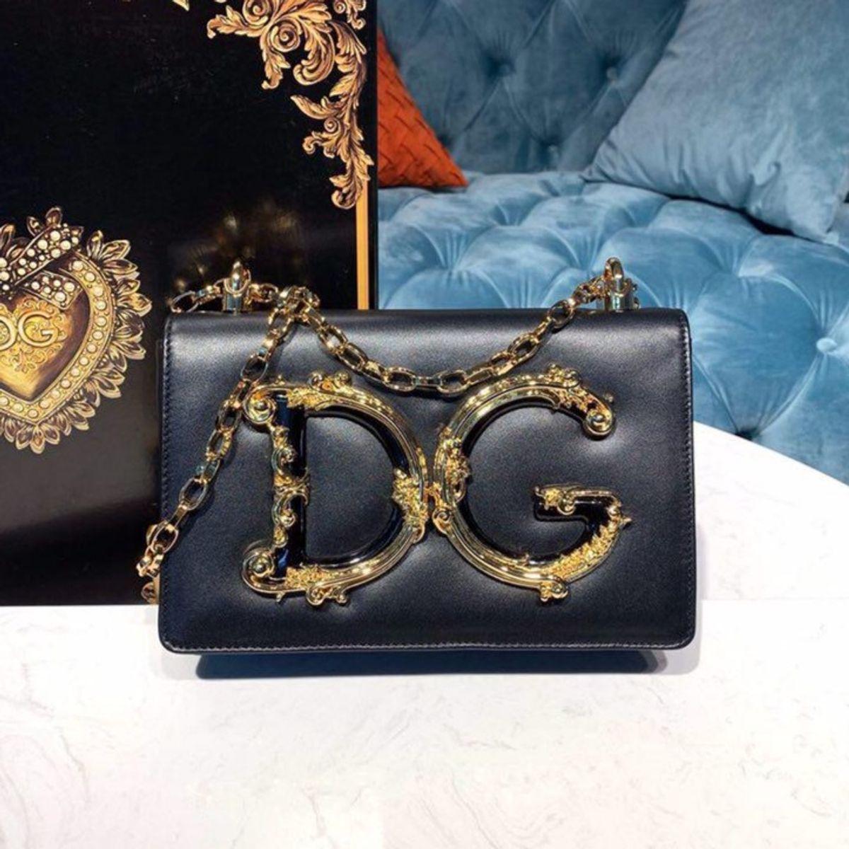 Bolsa DG Girl - Dolce & Gabbana