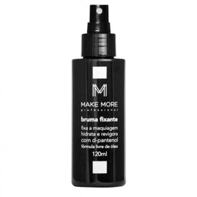 Bruma Fixante 120ml  - Make More