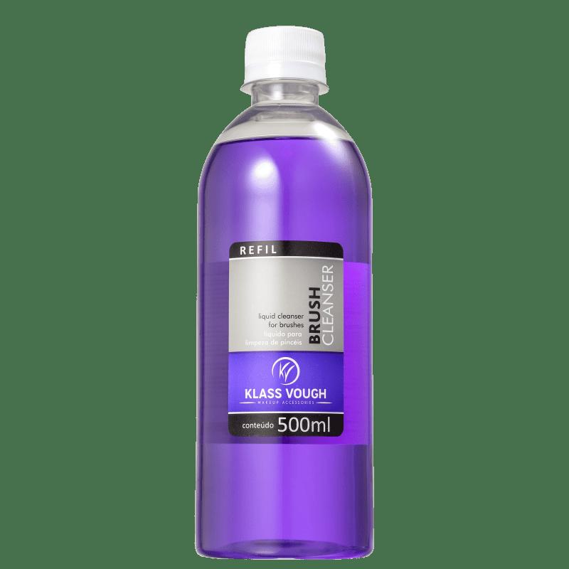Brush Cleanser Limpador De Pincéis 500ml - Klass Vough
