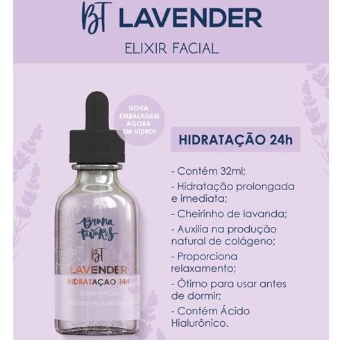BT Elixir Facial Lavender - Bruna Tavares