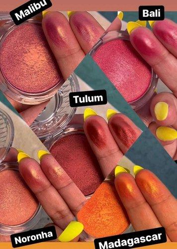 Bt Shimmer Blush - Bruna Tavares