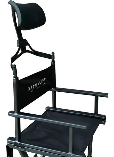 Cadeira De Diretor + Maleta De Maquiagem Daymakeup