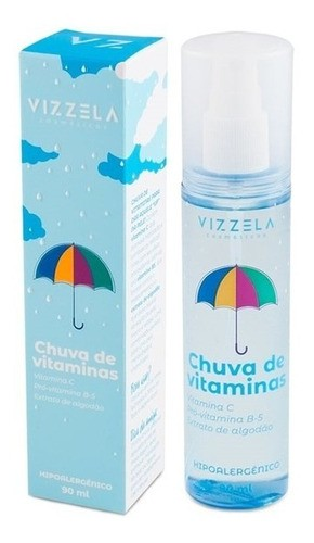 Chuva de Vitaminas - Vizzela