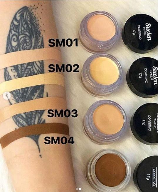 Corretivo Camuflagem  Suelen Makeup