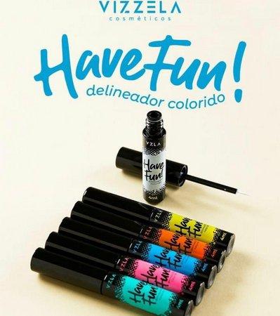 Delineador Colorido Have Fun- Vizzela