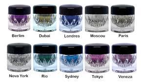 Glitter e Pigmento - Zanphy