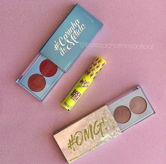 Kit Boca Rosa Beauty Paleta + 1 Volumão