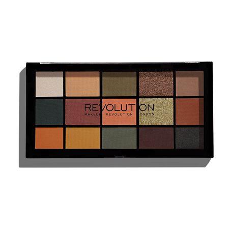 Paleta de Sombra Re-Loaded Division  - Revolution Beauty