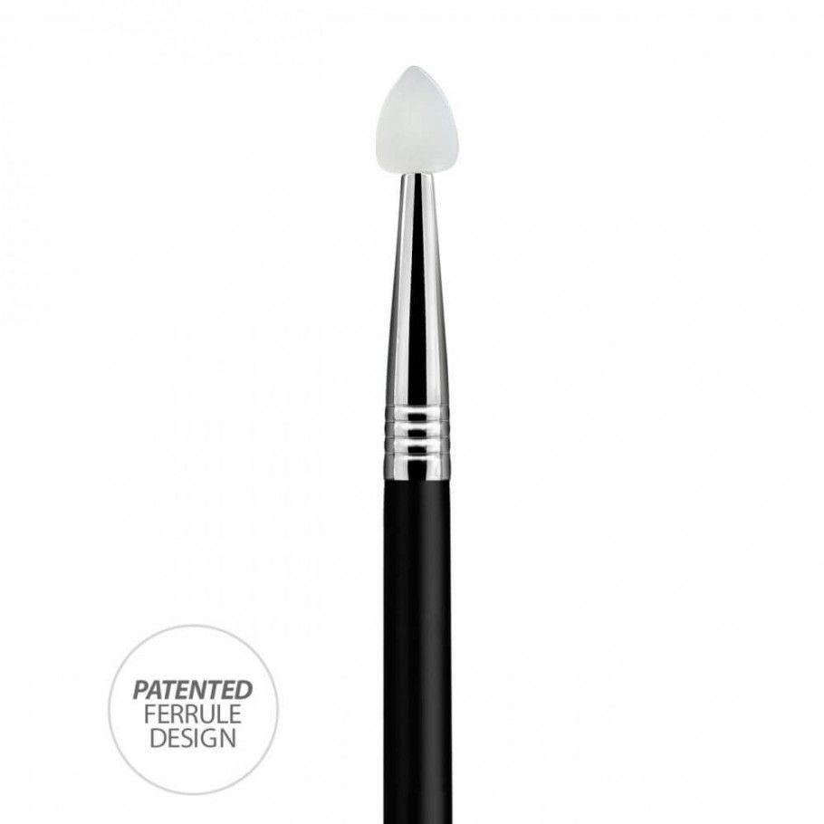 Pincel em silicone para Aplicação de Sombra e Glitter  O196  - Daymakeup