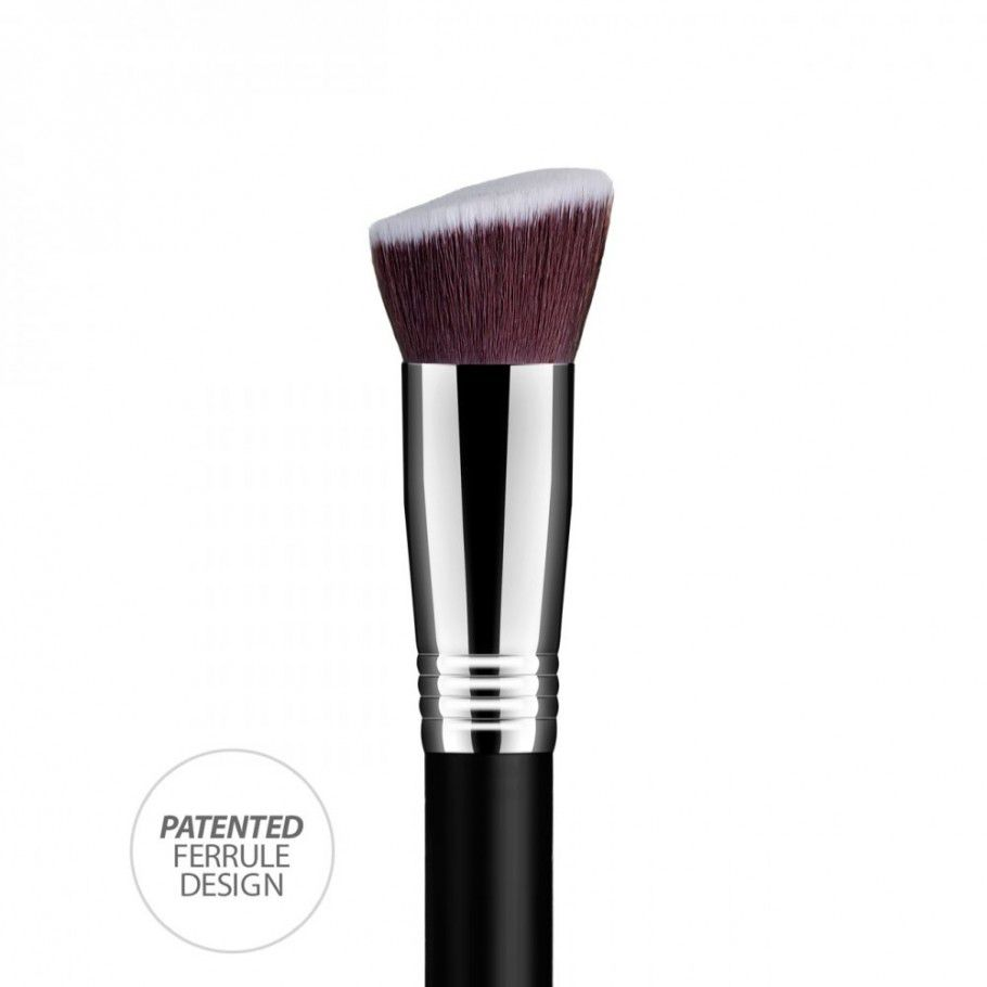 Pincel Soft Sensations Kabuki Plano F36  - Daymakeup