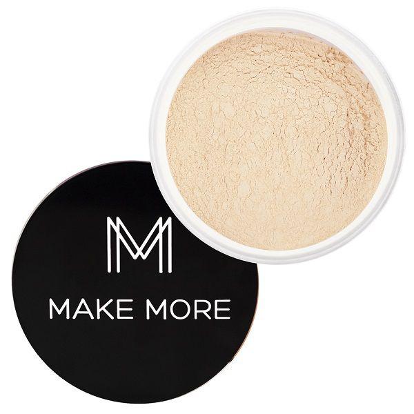 Pó Translúcido Natural 10 Luz - Make More