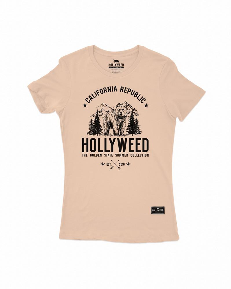 Camiseta Feminina California Republic